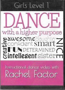 Dance Class DVD