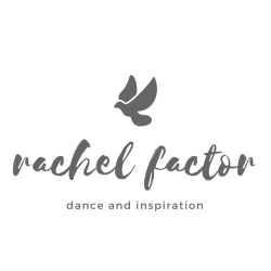 rachel factor logo inspo transparent background